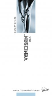 VENOSAN 4000 Kompressionsstrumpfhose AT