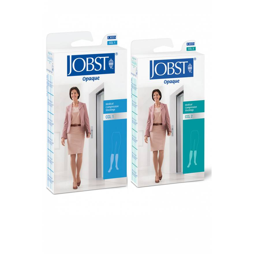 Jobst Opaque Kompressionsstrumpfhose AT