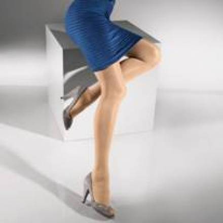 Jobst Ultra Sheer Kompressionsstrumpfhose AT mit Silhouette-Form-Effect