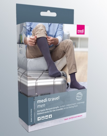 Mediven Travel Men Reisestrümpfe